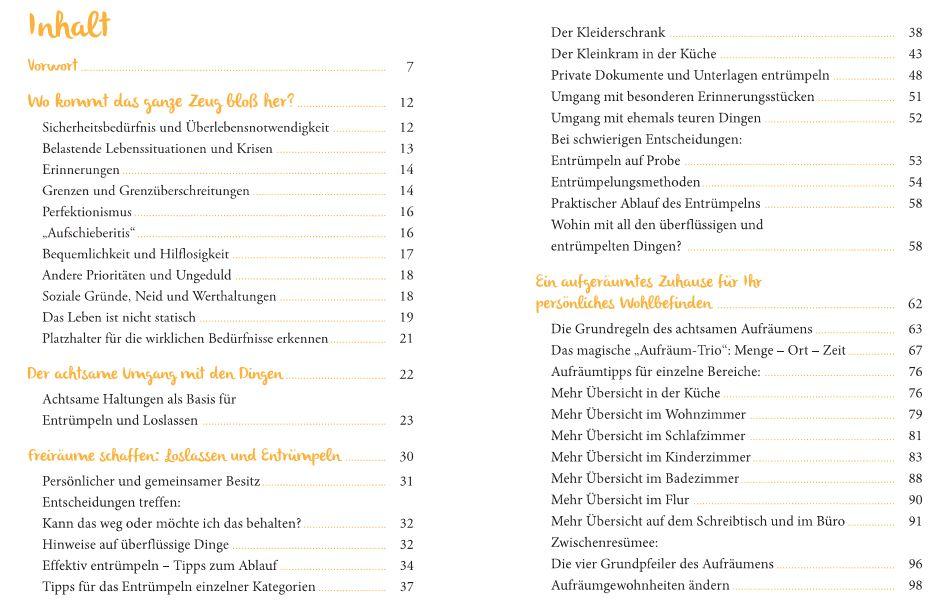 Inhaltsverzeichnis -1