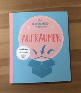 Cover Buch: Mein 8-Wochenprogramm Aufräumen